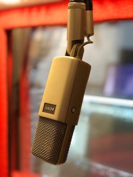 Microfone Sony C-48