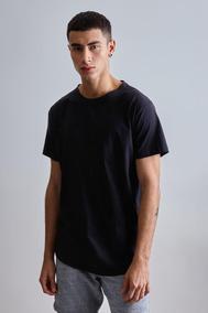 Camiseta Long Fraldada Capim Reserva