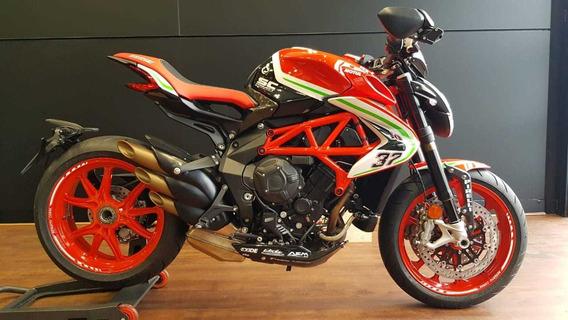 Mv Agusta Dragster Reparto Corse 800 - No Yamaha No Ducati