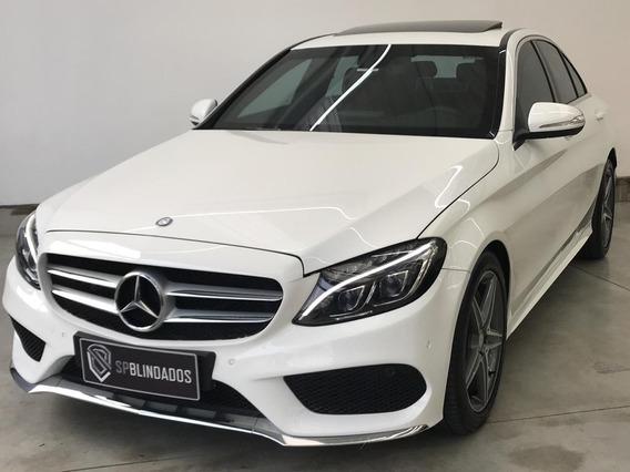 Mercedes Benz C250 Sport 2015 Blindada Defense Niiia