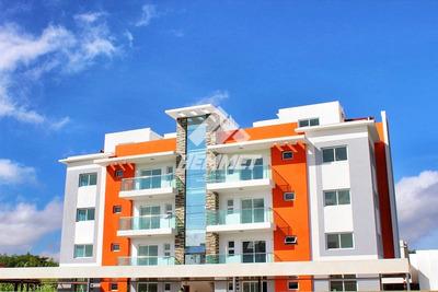 Nuevo Y Moderno Apartamento Renta Jardines Del Este Santiago