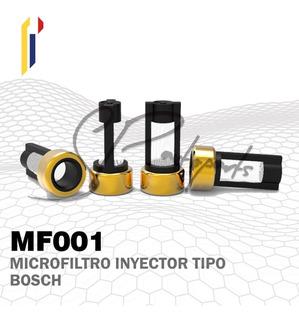 Microfiltros Universales Inyector 5vrds Bolsa 100unid Mayor