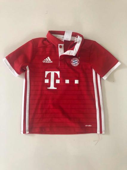 Remera Camiseta Futbol Bayern Munchen Original