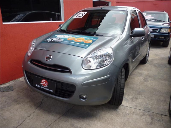 Nissan March 1.0 S 16v 2013