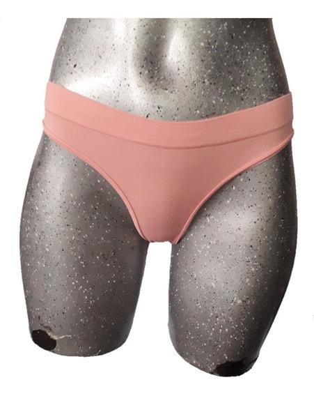 Panty Calzón Bikini Tanga Spandex Ajuste Suave Pantaleta