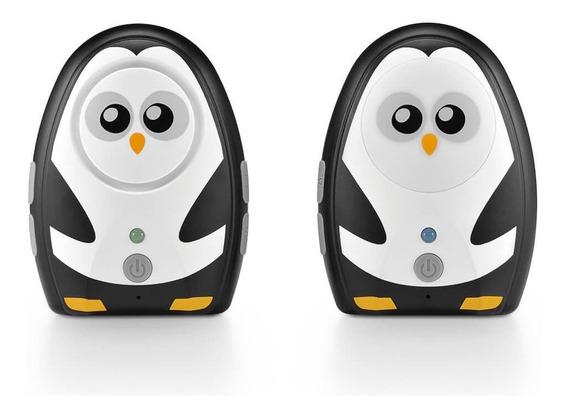 Babá Eletrônica Pinguim Áudio Digital Multikids Baby - Bb