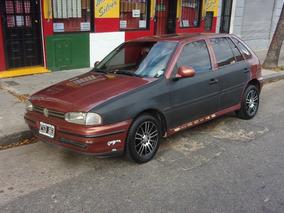 Volkswagen Gol 1998 Gl Mi 5 Puertas-aire Y Direccion-