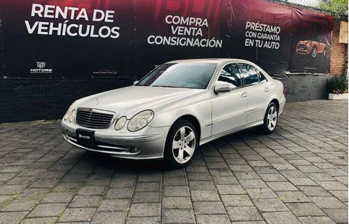 Imagen 1 de 13 de Mercedes Benz Clase E 2006 E500 Avantgarde