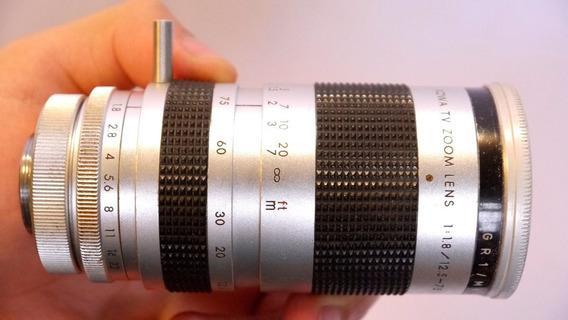 Kowa Zoom 1.8 12.5-75mm C Mount Zoom Macro Lens