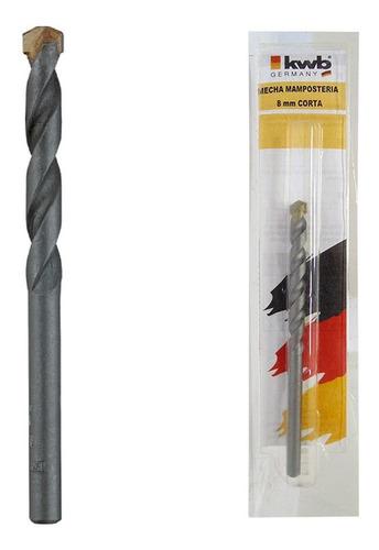 Mecha Profesional Widia 8mm Kwb Cod 49039680 Alemana