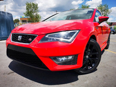 Seat Leon Fr At 2014 265hp Posible Cambio
