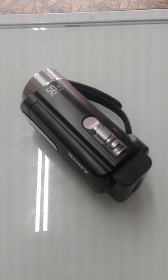 Filmadora Sony Handycam Dcr-sx20 *pequeno Defeito