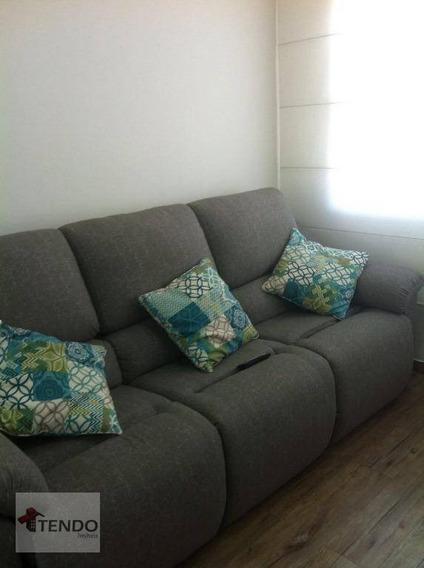 Sobrado 88 M² - 2 Dormitórios - Nova Petrópolis - São Bernardo Do Campo/sp - So0128