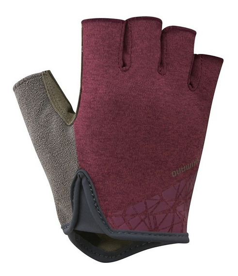 Guantes Ciclismo Shimano Transit Distr. Oficial Racer Bikes