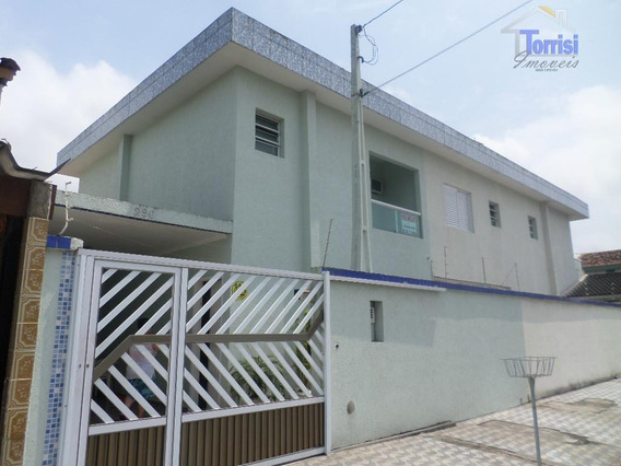Sobrado Residencial À Venda, 2 Dormitórios, Vila Mirim, Praia Grande. Apartamentos, Casas, Coberturas, Kitnet - So0001