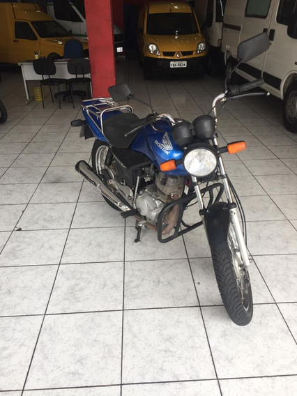 Honda Cg 125 Cargo Ano 2012 Em Ótimo Estado!