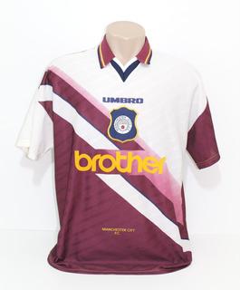 Camisa Original Manchester City 1996/1997 Away