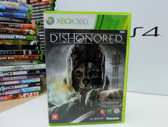 Dishonored Original Para Xbox 360