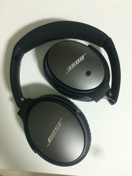 Fone Bose Quietcomfort25 Qc25 Noise Cancelling + Bluetooth