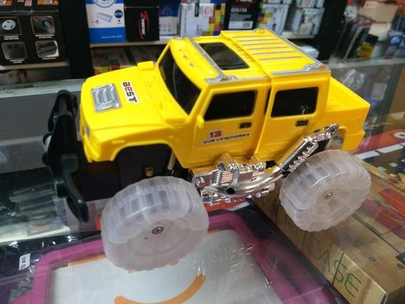 Camion Todo Terreno A Tracción De Juguete - Hotdance Btv