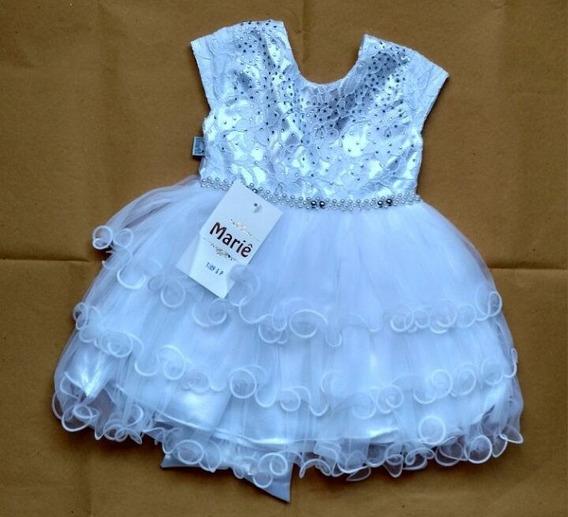 Vestido Batizado Bebê