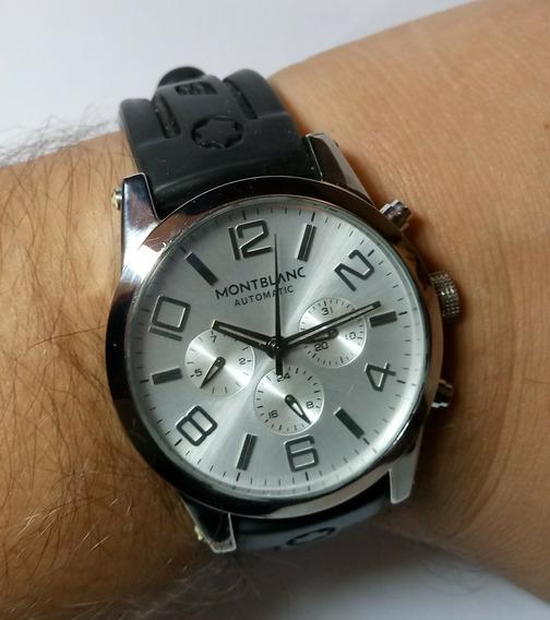Relógio De Pulso Mont Blank Automático.