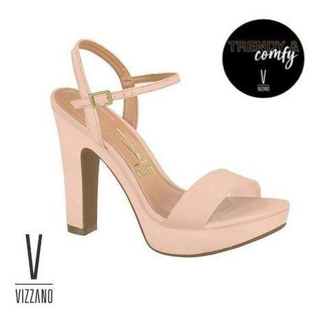 Sandália Vizzano Trend&comfy Meia Pata
