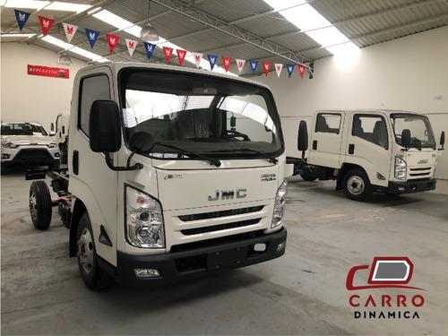 Camion Jmc 3.2 Toneladas Llanta Sencilla 1044 Modelo 2022.