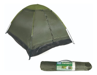 Kit Barraca Camping Pantanal 3p + Colchão Mor