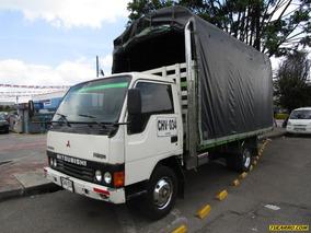 Estacas Mitsubishi Canter