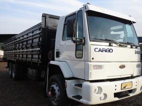 Ford Cargo 2422 Truck Reduzido Granel Nova