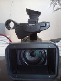 Filmadora Profissional Sony