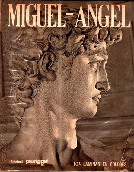 Miguel Angel - Livro - Loretta Santini - Em Espanhol