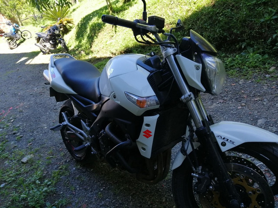 Suzuki Gsr 600