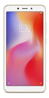 Xiaomi Redmi 6 Dual SIM 64 GB Dorado 3 GB RAM