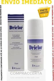 Driclo® 75ml Original- Pronta Entrega- Envio Imediato