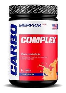 Carbo Complex 1 Kg Mervick Lab Glucosa Fructosa Maltodextrina