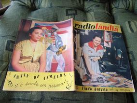 Radiolandia Aracy Blecaute Mazzaropi Bola 7 Veiga Marilyn