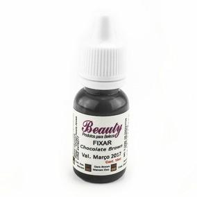Pigmentos Maquiagem Definitiva Light Brown Beauty