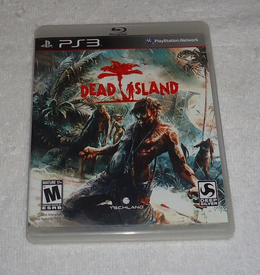 Dead Island Ps3 *** Frete Gratis Leia