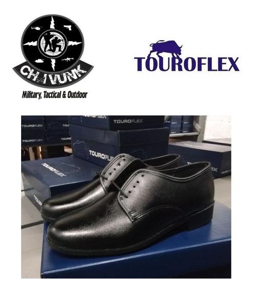 Sapato Touroflex Tradicional Social Preto 4500