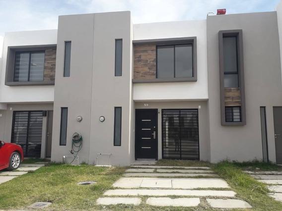 Casa En Renta Av. Sendero De Los Robles, Fracc, Altaterra, Vicente Guerrero