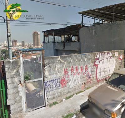 Terreno Na Travessa Do Guacá - Mandaqui - 555