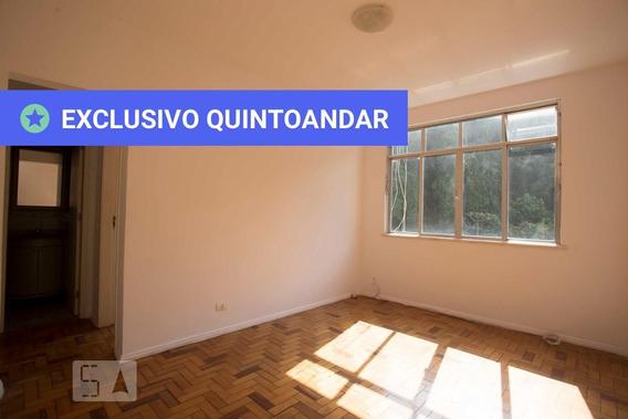 Apartamento No 12º Andar Com 1 Dormitório - Id: 892947385 - 247385
