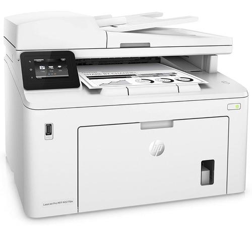 Imagen 1 de 9 de Impresora Multifuncional Hp Laserjet M227fdw Monocromatica
