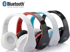 Fone Bluetooth Dobrável