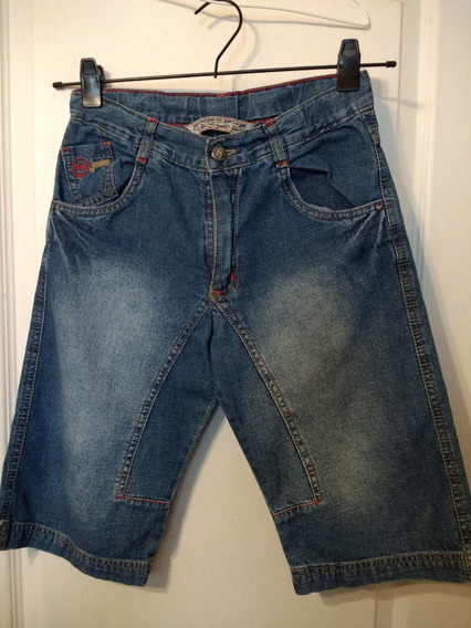 Bermuda Jean Niño Advanced Talle 10