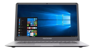 Notebook Cloudbook Positivo Bgh At300 Intel Quad Core Disco Ssd 32gb Windows 10 Home 2gb Ram Oulet