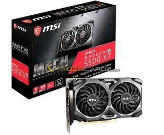Msi Gaming Radeon Rx 5500 Xt4 Gb