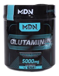 Glutamina Mdn 100 Servicios Envio Full